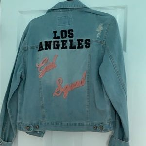 (NEVER WORN) FOREVER 21 DENIM JACKET